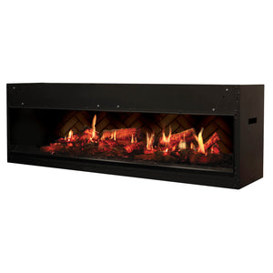 Dimplex Opti-V™ Duet Built-In Electric Fireplace - VF5452L - Fireplace Choice