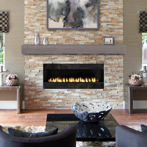 Pearl Mantels Zachary Non-Combustible Mantel Shelf - Fireplace Choice