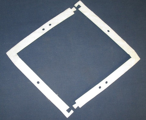 Motor Housing Gasket for Buck  26000, 27000, & 28000 Wood Stoves - PO-400230 - Fireplace Choice