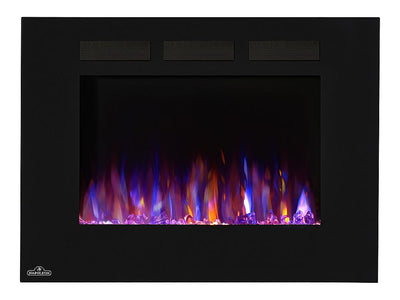 Napoleon 32-In Allure Wall Mount Electric Fireplace- NEFL32FH - Fireplace Choice