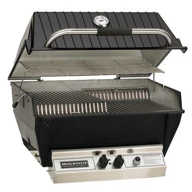 Image of Broilmaster 27-Inch Super Premium Built In Natural Gas Grill - P3SXN - Fireplace Choice