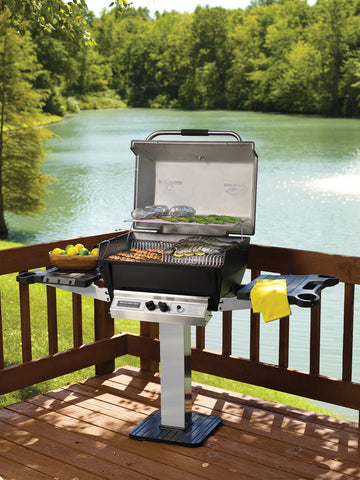 Image of Broilmaster 27-Inch Premium Built-In Propane Gas Grill - P3XF - Fireplace Choice