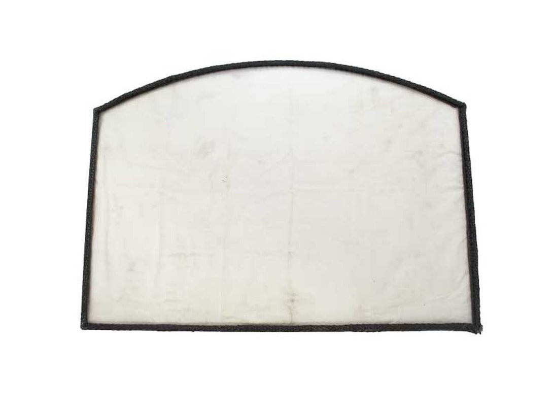Arched Glass for Buckmaster (PG-CL60-89672) - Fireplace Choice