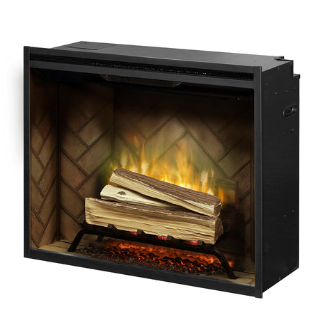 "Dimplex 30"" Revillusion Accessory Log Kit - RBFL30FC - Fireplace Choice"