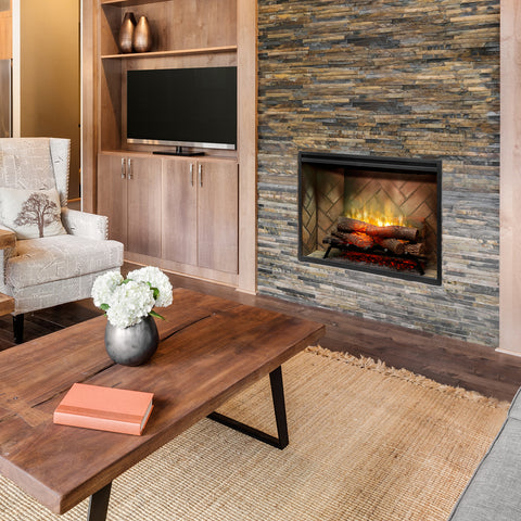 "Image of Dimplex 36"" Revillusion Built-In Electric Firebox - RBF36 - Fireplace Choice"