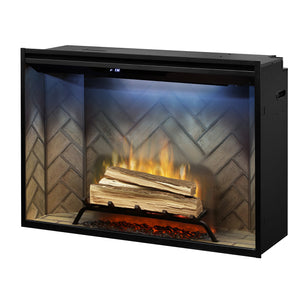 Dimplex Fresh Cut Log Set Accessory for Revillusion 36 & 42-in Firebox - RBFL42FC - Fireplace Choice