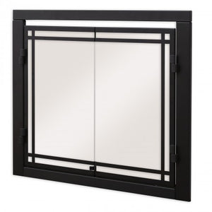 "Dimplex 36"" Revillusion Double Glass Door - RBFDOOR36 - Fireplace Choice"