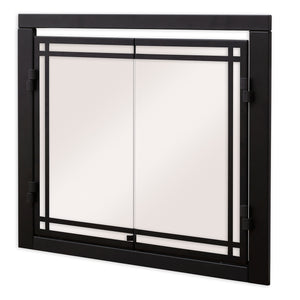 "Dimplex 30"" Revillusion Double Glass Door - RBFDOOR30 - Fireplace Choice"