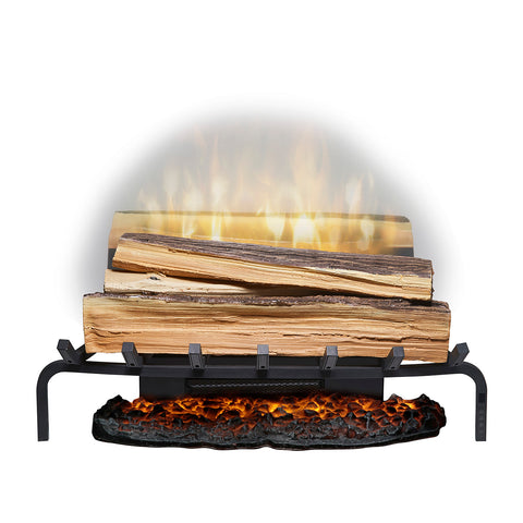 "Dimplex Revillusion 25"" Electric Fireplace Log Set - Fireplace Choice"