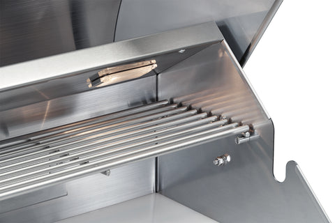 Image of Broilmaster 26-Inch Freestanding Gas Grills - Fireplace Choice
