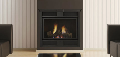 Image of Monessen Hearth Symphony Vent Free Gas Fireplace - Fireplace Choice