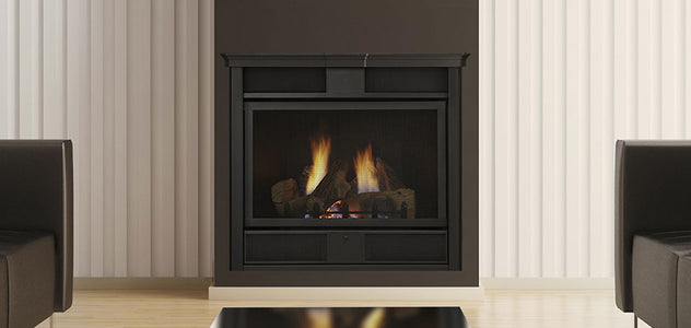 Monessen Hearth Symphony Vent Free Gas Fireplace - Fireplace Choice