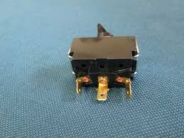Image of Three-Prong Switch for Buck Wood Stoves - Fireplace Choice