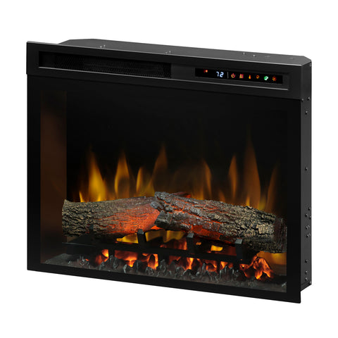 "Image of Dimplex Multi-Fire XHD™ 23"" Plug-in Electric Firebox - XHD23L - Fireplace Choice"
