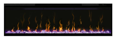 "Dimplex IgniteXL 50"" Linear Electric Fireplace - XLF50 - Fireplace Choice"