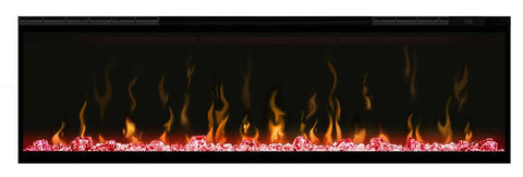 "Image of Dimplex IgniteXL 50"" Linear Electric Fireplace - XLF50 - Fireplace Choice"