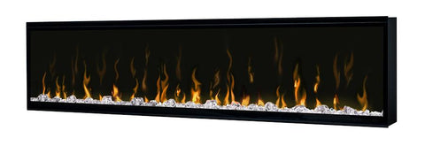 "Dimplex IgniteXL 60"" Wall Mount Linear Electric Fireplace - XLF60 - Fireplace Choice"