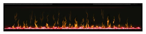Image of Dimplex IgniteXL 74-Inch Built-in Linear Electric Fireplace - XLF74 - Fireplace Choice