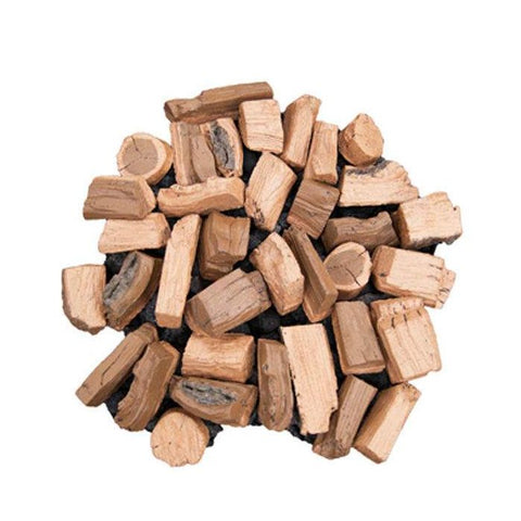 Image of American Fyre Designs 36-Piece Wood Chunks for Fire Pits - WCD-36 - Fireplace Choice