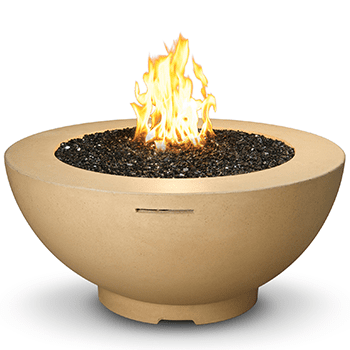 "American Fyre Designs 48"" Gas Fire Bowl - 731"