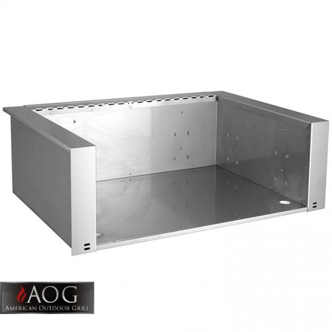 "Image of American Outdoor Grill For AOG L/T-Series 24"" Gas Grills (24-IL-C) - Fireplace Choice"