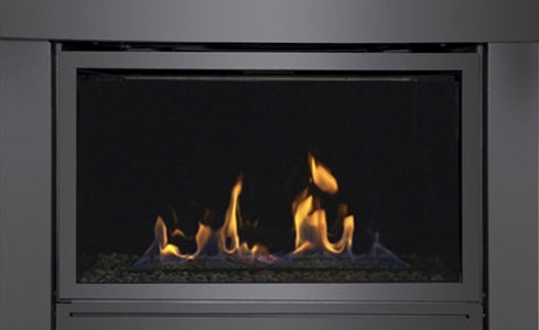 Sierra Flame Bradley 36 Direct Linear Gas Fireplace - BRADLEY-36-NG - Fireplace Choice