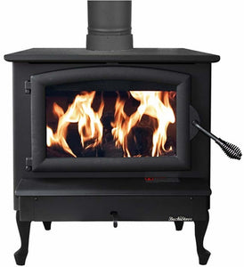 Buck Stove Model 74 Non-Catalytic Wood Stove - Fireplace Choice