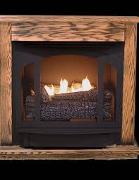 Buck Stove T-33 Gas Stove with Legs and Blower - NG (NV T-33NAT) - Fireplace Choice