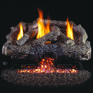 "American Fyre Designs Phoenix 63"" Outdoor Natural Gas Fireplace - Cafe Blanco - Fireplace Choice"