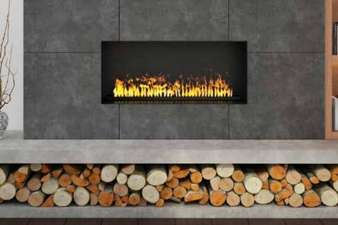 Image of Dimplex Opti-Myst® Pro 1000 Built-In Electric Fireplace - GBF1000-PRO - Fireplace Choice