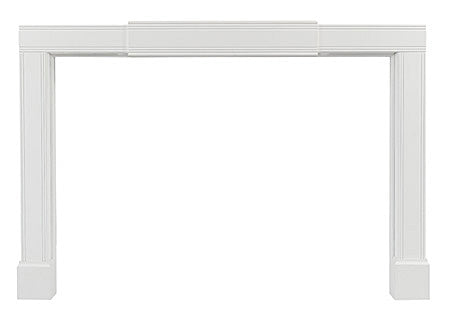 Pearl Manatel Emory 201 Adjustable Mantel Surround - Fireplace Choice