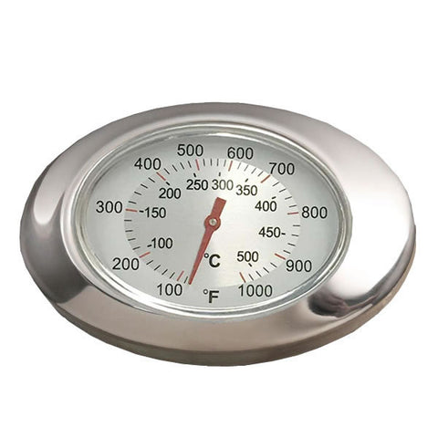 "Fire Magic Choice 24"" Grill With Analog Thermometer On Patio Post - C430S-RT1N-P6 /  C430S-RT1P-P6 - Analog Thermometer"