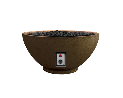 Firegear Sanctuary 2 Gas Fire Bowl with Electronic Ignition System - SAN2-34DAWSN - Fireplace Choice