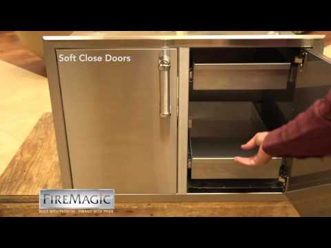 "Image of Fire Magic 14"" X 30"" Double Door - 53934SC - Fireplace Choice"