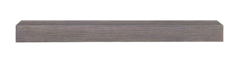 Image of Pearl Mantels Zachary Non-Combustible Mantel Shelf - Fireplace Choice