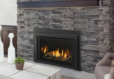 Image of Majestic 30 Inch Ruby Direct Vent Gas Fireplace Insert - Fireplace Choice