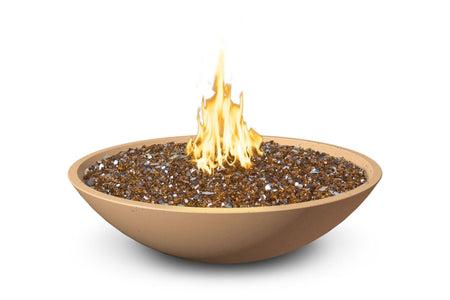 American Fyre Designs 40″ Marseille Fire Bowl - 752 Model - Fireplace Choice