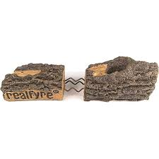 Image of American Fyre Designs Log Sets For Fire Pits - Fireplace Choice