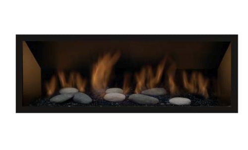 Basic Trim and Safety Barrier for Sierra Flame Bennett 45L Fireplaces - Fireplace Choice
