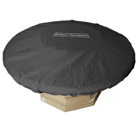 American Fyre Designs Inverted Dining Gas Firetable - Protective Fabric Cover
