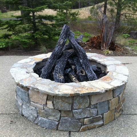 Image of Firegear Sedona 19-Piece Fire Pit Log Set (Logs Only) - Fireplace Choice