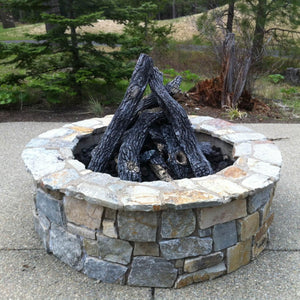 Firegear Sedona 19-Piece Fire Pit Log Set (Logs Only) - Fireplace Choice