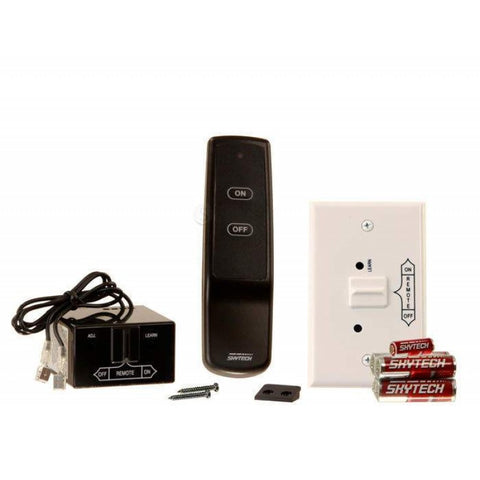 Image of Skytech 1001 On/Off Fireplace Remote Control - Fireplace Choice