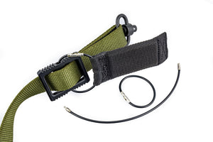 Swinger™ T10 Sling System - pull tab and tri-glide