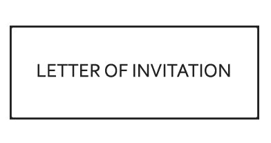 Letter of Invitation (Canada)