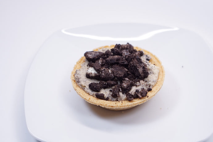 Cookies & Cream or Nutella Doughreo cookie dough pie