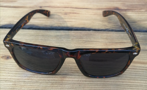 Tortoise Shell Sunglasses - Glitter and Gem Jewellery