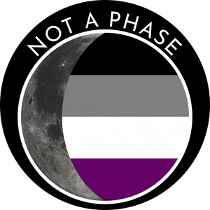 Not a Phase - Asexual