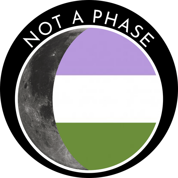 Not a Phase - Genderqueer