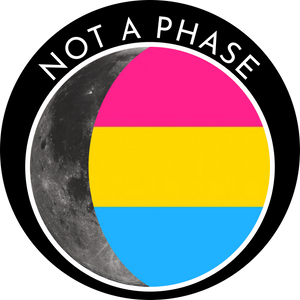 Not a Phase - Pansexual